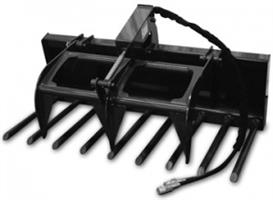 CID - Compact Tractor Manure Fork Grapple