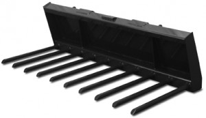 CID - Compact Tractor Manure Forks