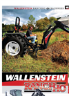 Backhoes GX620- Brochure