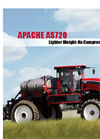Apache - AS720 - Sprayer Brochure