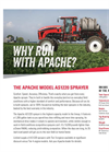 Apache - Model AS1220 - Sprayer - Brochure