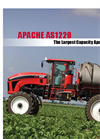 AS1220 - Largest Capacity Apache Sprayer Brochure