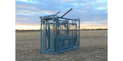 Heavy Duty Chute / Cattle Crush-1