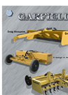 Corral - Model GCS - Drag Scrapers Brochure