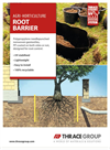 Root Barrier Brochure