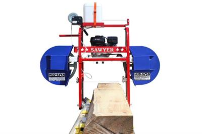 Sawyer Sawmill Review by Eric Hughes