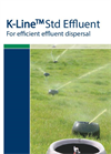 Standard Pod Effluent Dispersal Brochure