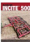 Incite - Model 5000 - Tillage Tools Brochure
