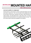 Model RB - Mounted Rolling Basket Harrow Brochure