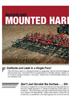 McFarlane - Model STM - Mounted Harrows for Secondary Tillage Brochure