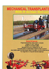 Model 94 - Bed Shaper & Mulch Layer Datasheet