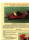 Model 525-550 - Nursery Transplanters Datasheet