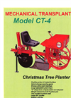Model CT-4 - Christmas Tree Transplanters Datasheet