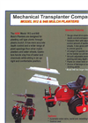 Model 912 & 948 - Mulch Transplanter Datasheet