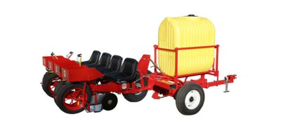 Model 812 1000 - Heavy Duty Trailer