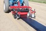 Model 92B - Bed Shaper & Mulch Layer