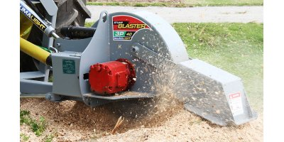 Baumalight  - Model 1P24 - 3-Point Hitch Stump Grinders