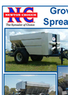 Newton - Model 41 - Grove Truck Spreader - Brochure