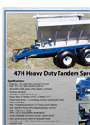 Newton - Model 47H - Tandem Axle Fertilizer and Lime Spreader Brochure