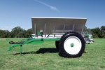 Model 40 - High Clearance Adjustable Axle (HCAAT) Fertilizer and Lime Spreader