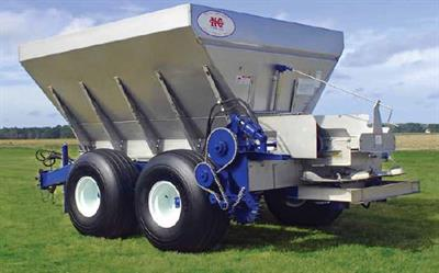 Newton - Model 47C - Tandem Axle Spreader