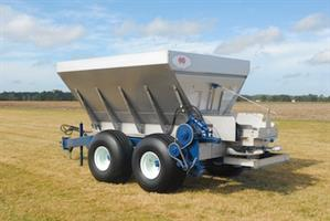 Newton - Model 47 - Spreadit Fertilizer and Lime Spreader