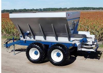 Newton - Model 47H - Tandem Axle Fertilizer and Lime Spreader
