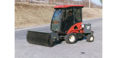 Model CTH - Commercial Turf Mower Angle Sweeper