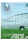 Model CP600 - Center Pivot Brochure