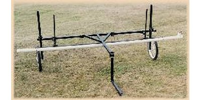 Model 10 1/2 - Quality Weed Wiper Carts