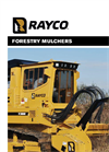 Model C100R - Forestry Mulcher Brochure
