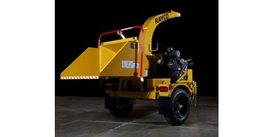 Rayco - Model RC6D25 & RC6D35 - Brush Chippers