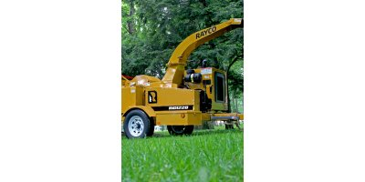 Model RC1220-70 & RC1220-100  - Brush Chippers