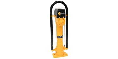 Rhino - Model HPD 60 - High-Performance Hydraulic Post Driver