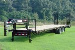 Custom Built Flatbed Trailers