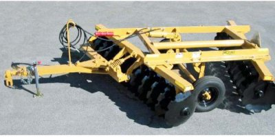 Model TCW Series - Wheel Offset  Disk Harrow