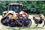 Model VR - 7500 - V Shaped Subsoiler Ripper