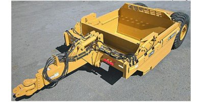 Model RP - 180HDE - Heavy Duty Ejector Scraper