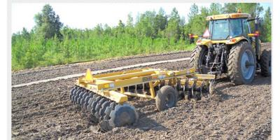 Model TBW Series - Wheel Offset Disk Harrow