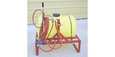 Model Deluxe 55 Gallon - Three Point Hitch Sprayer