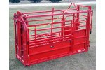 Cattlemaster  - Model 640 - Sorting & Holding Chute
