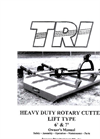 Rotary Cutter 6 & 7- Manual