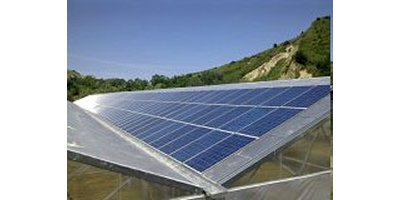 Solar Panels Greenhouses