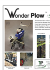 Turf Pride - Wonder Plow Brochure
