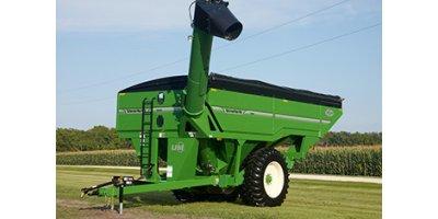Unverferth X-TREME - Front-Fold Auger Grain Carts