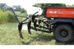 UTV - Adjustable 2/4 Knife Liquid Fertilizer Applicator