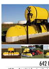 Model 642 - Three-Point Hitch Broadcast Hooded Utility Sprayer Brochure