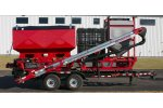 Model SM4400T - 4-Box Inline Seed Tender and Trailer