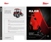 Major - Tractor Brochure