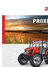 Proxima - Model Plus - Tractor Brochure